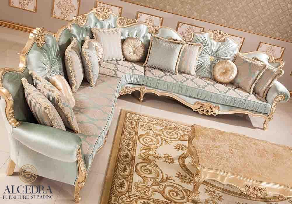 Trkis sofa interesting turkish sofa bed with turkish sofa for Classic furniture uae
